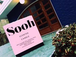 【韓国買い物】カロスキル soohyang(スヒャン)〜SHINeeも買いにきたキャンドル屋さん〜