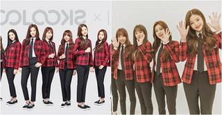 「IZONE」、12人全員で制服ブランドの広告撮影に挑戦♪ビハインドカットが公開!