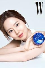 女優ムン・チェウォン、モデルをつとめるコスメブランドの最新グラビアに登場!