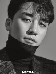 「BIGBANG」V.I、カリスマ溢れる魅力発散のグラビア後公開