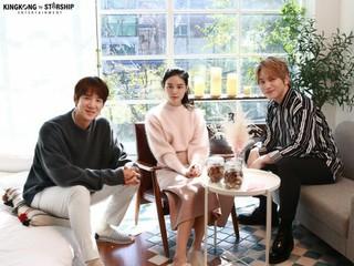 """俳優ユ・ヨンソク、""""スターシップ""""の縁で歌手K.willの新曲MVに出演!"""