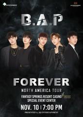 「B.A.P」、2018年はグローバルツアーで締めくくる!