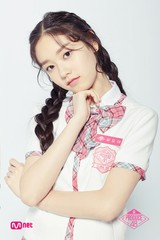 「PRODUCE48」で注目を浴びた練習生キム・ドア、デビュー決定!