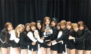 「IZONE」、Mnet「Mカウントダウン」で1位に輝き、喜びを伝える!