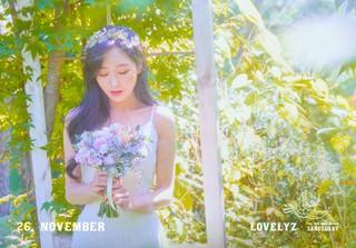 「Lovelyz」、カムバックを前にJIN&リュ・スジョンの個人ティーザーを公開!