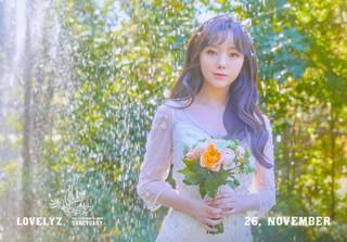 「Lovelyz」、カムバックを前にケイ&ユ・ジエの個人ティーザーを公開!