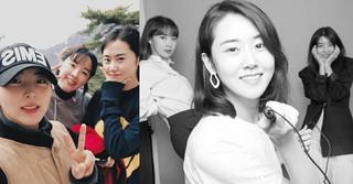 「4Minute」の元メンバー、ソヒョン・ジユン・ガユンは毎週登山を楽しむ仲!?