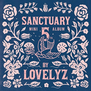 「Lovelyz」、いよいよ本日ニューアルバム「SANCTUARY」でカムバック!