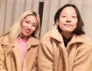 済州島より歌手イ・ヒョリの近況が伝えられる♪髪はばっさりカット!?