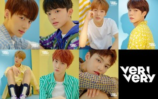 「VIXX」、「gugudan」の弟グループ「VERIVERY」が2019年1月にデビュー!