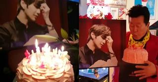 """歌手テ・ジナ、「WANNA-ONE」カン・ダニエルを溺愛しすぎて""""本人のいない""""誕生日会を開く!?"""