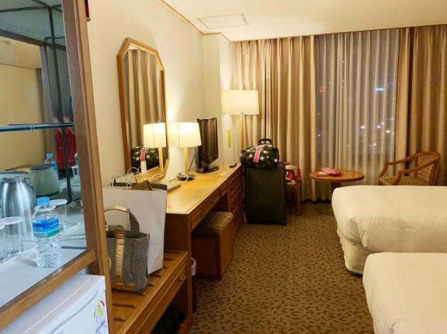 韓国 ホテル