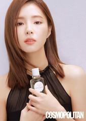 女優シン・セギョン、高級ブランド香水のグラビアで絶世の美を見せる!