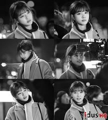 女優キム・ユジョン、「まずは熱く掃除しろ」の可愛すぎるビハインドカットが公開!
