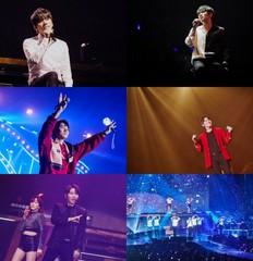 歌手K.Will、全国ツアーのスタート地、ソウル公演で大盛況を見せる!スターシップの仲間たちも応援♪