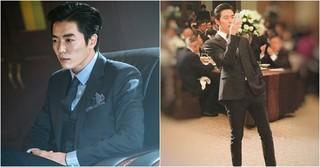 俳優キム・ジェウクがお兄さんの結婚式で見せた姿は、モ・テグ!?