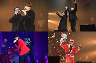 歌手SE7EN、日本での単独コンサートにお父さん登場!生涯最高の思い出を作る。