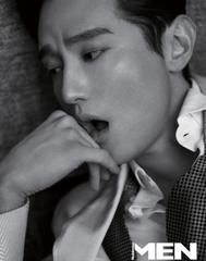 クォン・ユル、セクシーなグラビアとともに語った俳優としての心構えとは!?