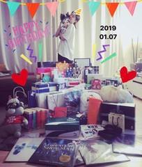 """""""イ・グァンスの彼女""""女優イ・ソンビンが誕生日に感謝の思いを伝える!"""