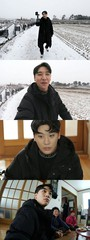 """BIGBANGのV.I、父親の故郷へ…""""故郷に錦"""""""