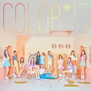 「IZ*ONE」、デビューアルバム「COLOR*IZ」が20万枚を突破!!