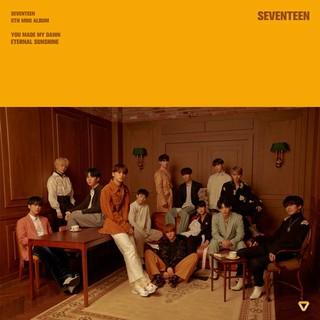 「SEVENTEEN」、ニューミニアルバム「YOU MADE MY DAWN」の団体オフィシャルフォトを公開!