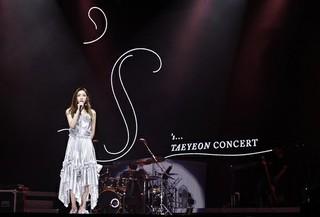 「少女時代」テヨン、シンガポールでの初単独コンサートも大成功!
