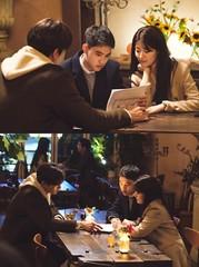 「100日の郎君様」の「EXO」ディオ&ナム・ジヒョンカップルが「ウンジュの部屋」に!!