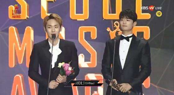 SHINee」、ファン投票で「2019ソウル歌謡大賞」人気賞を受賞!! | 韓流