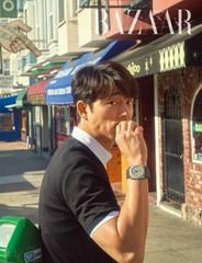 """俳優コン・ユ、出演作品を選択する基準は""""新鮮さを与えられるか"""""""
