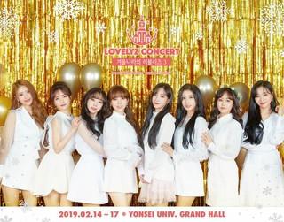 「Lovelyz」♥、単独コンサートのポスター公開!!