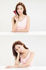 女優キム・アジュン、ビューティーアイコンとして清楚でナチュラルな一面を見せる!