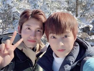 "「EXO」シウミン、""憧れ""「東方神起」チャンミンへの愛情表現「兄様」"