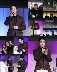 """キム・ジェウォン、""""愛用品+握手+セルフィー""""特級ファンサービスで日本ファンミ盛況"""