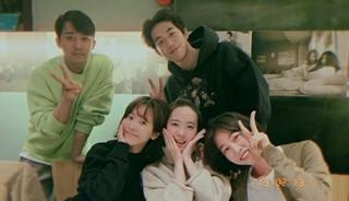 ハン・ジミン、「眩しくて」の共演俳優と多情ショット~♥