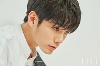 「Wanna One」出身オン・ソンウ、初めての単独グラビア公開♥「恐れよりときめきがもっと大きい」